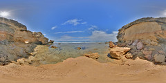 Sorrento: St Pauls Beach 8 Sorrento Vic Equirectangular