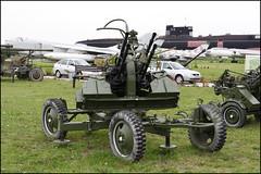 Anti-aircraft gun