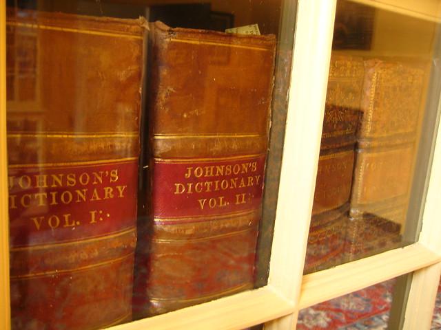 Johnson's Dictionary   Flickr - Photo Sharing!