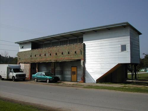 Visit to the Rural Studio, AL, August 2006