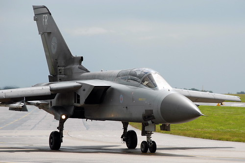 ZE982/FR Tornado F3 Royal Air Force
