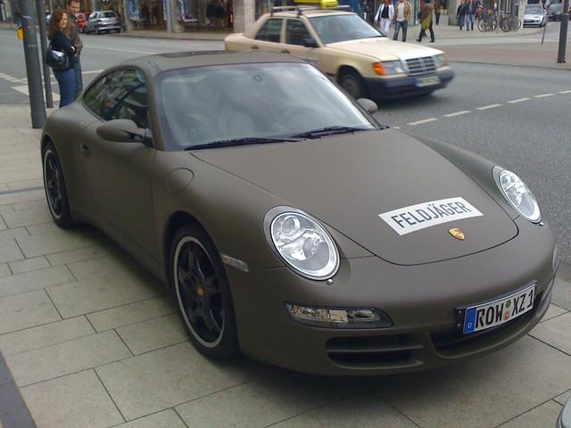 Feldj 228 Ger Porsche Flickr Photo Sharing
