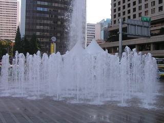 Fountains, Seoul, South Korea
