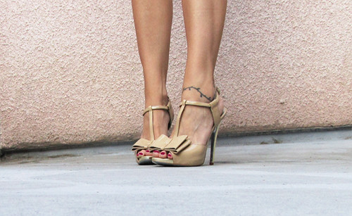 Jessica Simpson Nude Patent Heels Bow3 Flickr Photo