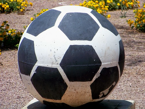 Soccer Ball - Tempe Sports Complex