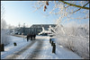Winter Walk Fort Bornem 2/2