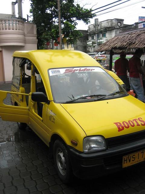 Spyder Cab