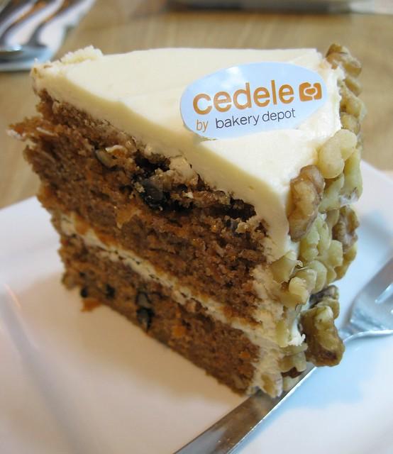 Cedele Carrot Cake