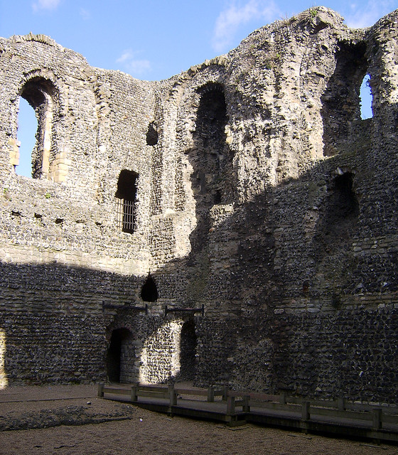 Canterbury Castle - Keep Interior