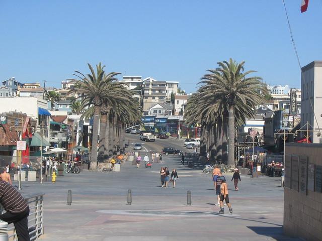 Hermosa Beach  C...N California