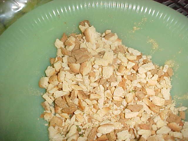 Bread Crumbs for Scottish Eggs