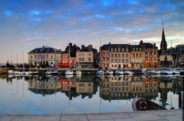 Honfleur Normandy France Last Christmas Flickr