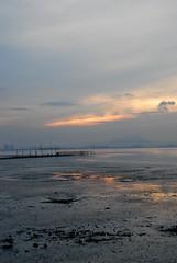low tides jetty
