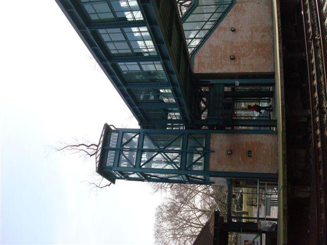 Metro North Railroad Botanical Garden Station