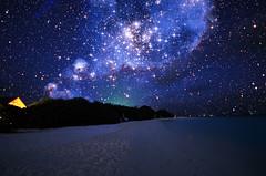 Maldevian Starry Sky