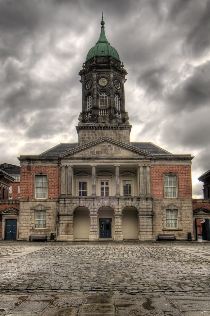 Bedford Tower at Dublin Castle