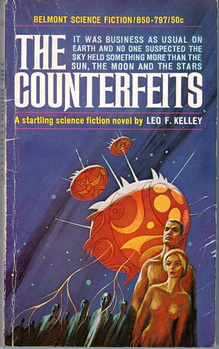 Kelley, Leo F. - The Counterfeits