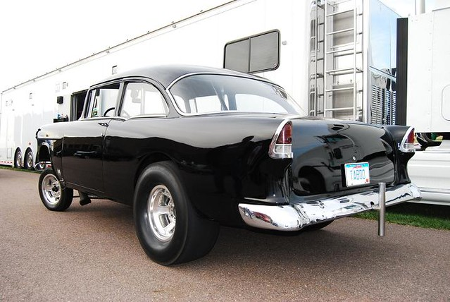 57 Chevy Gasser For Sale http://www.flickr.com/photos/38680213@N02/3558728890/