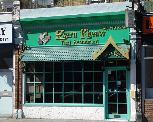 Esarn Kheaw, Shepherd's Bush, London W12