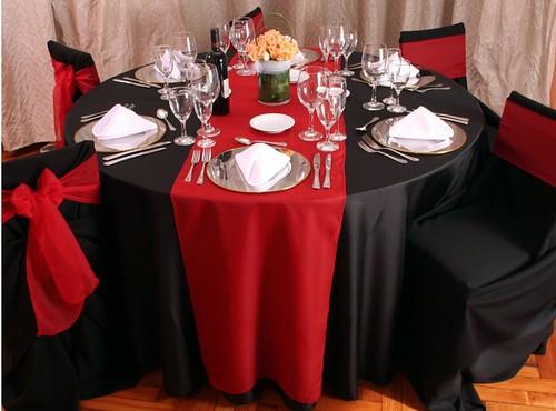 mesas vestidas 00122