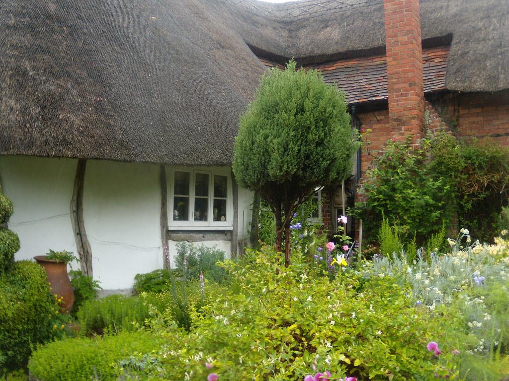 Cottage garden Appleford Circular