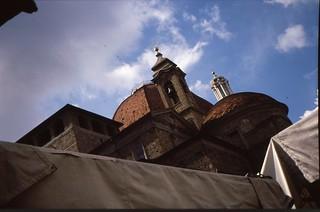 Basilica di San Lorenzo - Florence {1990}