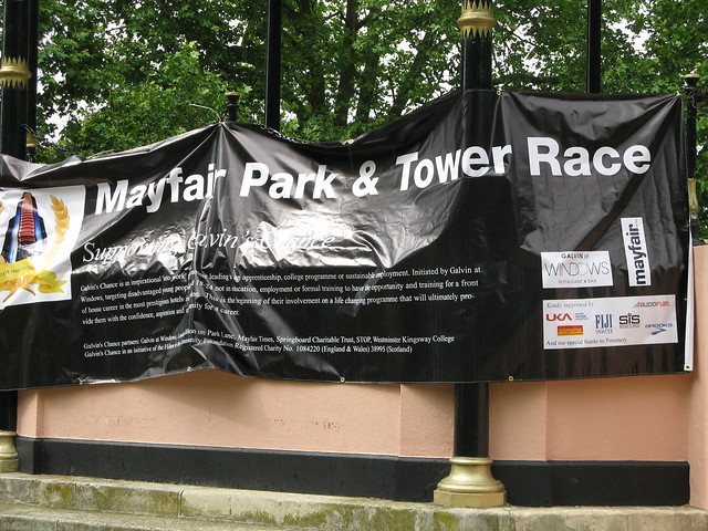 The Mayfair Park and Tower Race