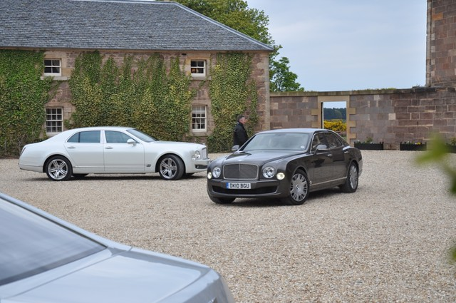 2011 Bentley Mulsanne - From America to Britain to Scotland & back