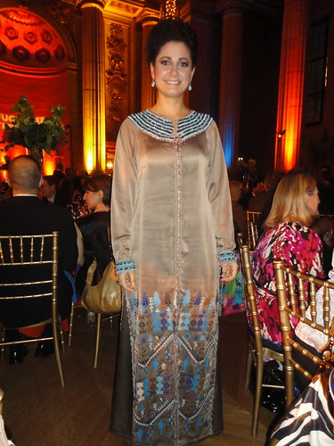 Refugees International Gala 2011 : Hazami Barmada
