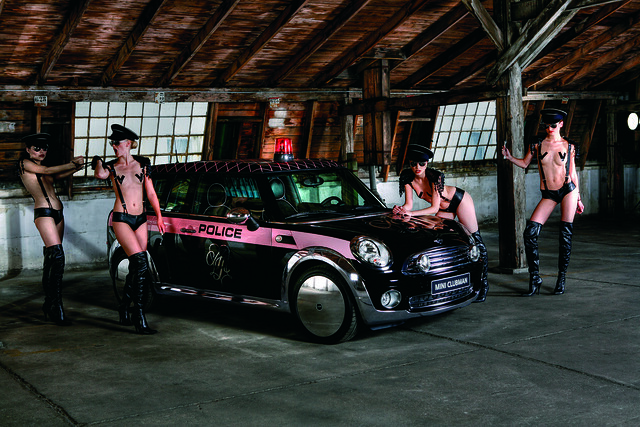 Life Ball MINI 2008 by Agent Provocateur
