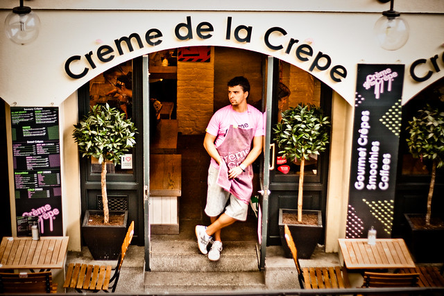 Crepe Cafe London Ontario Springbank