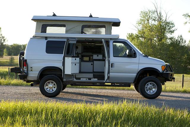 2005 Sportsmobile Ford Rb E350 Diesel 4x4 Flickr Photo