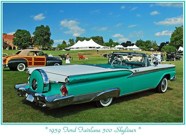 1959 Ford Skyliner Flickr Photo Sharing