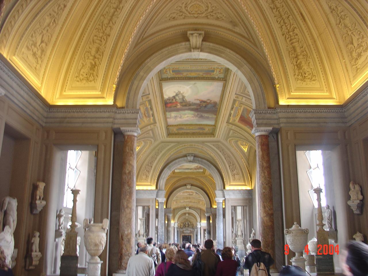 Interior Of The Sistine Chapel Vatican City Flickr Photo Sharing