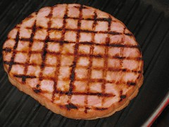 Ham Steak: 01-24-09