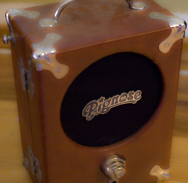 Photo:Pignose Amp By SnugglePilot