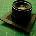 DIY Mamiya 80mm Bellows Lens