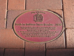 Photo of Red plaque № 6516