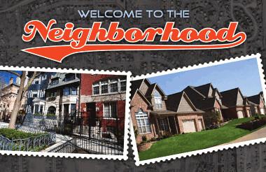 Welcome to Neighborhood