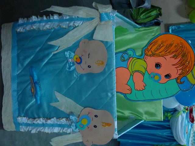 caja de regalos la caja de regalos para el baby shower de