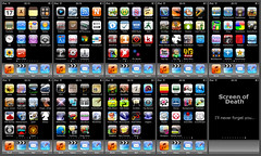 iPod touch Screens