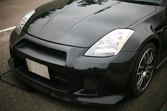 automobile, automotive exterior, wheel, vehicle, automotive design, nissan 350z, rim, bumper, land vehicle, supercar,