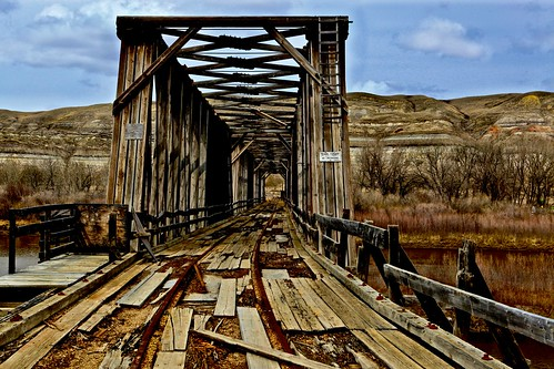 Coal Miner's Bridge