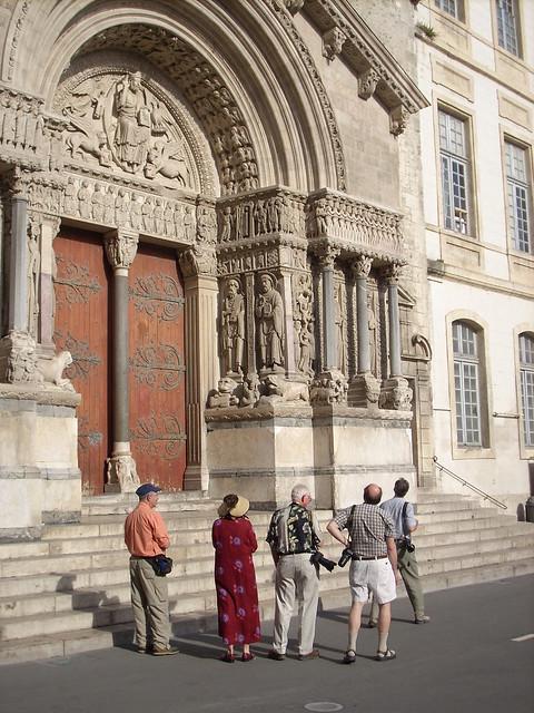 St Trophime, Arles