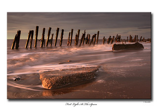 First Light At The Spurn