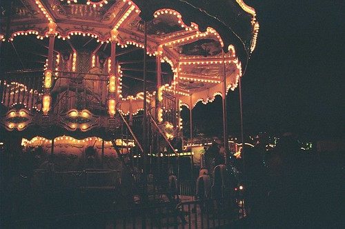 Carousel in Ocean City, Maryland