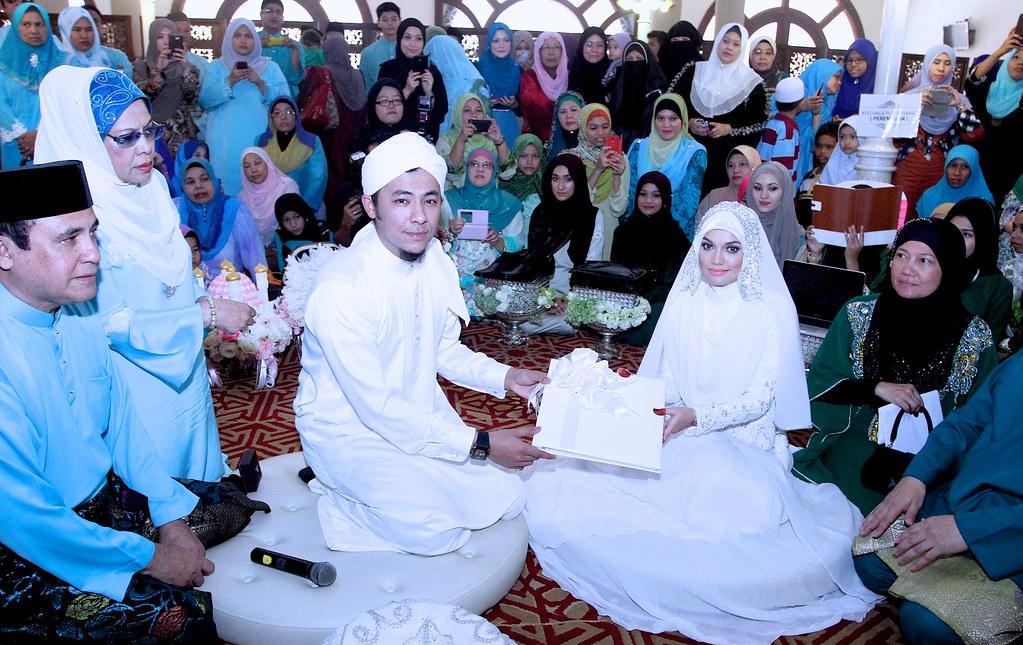 Syamsul Yusof bernikah