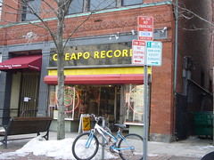 Cheap-O Records (p.129)