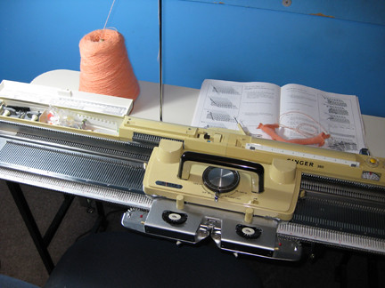Instructions for a Singer Knitting Machine   eHow
