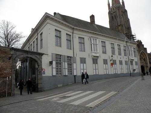 Arentshuis, Brugge